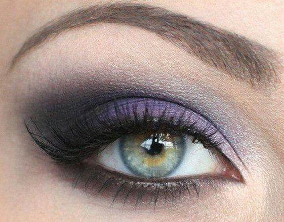 maquillaje novia ultra violet