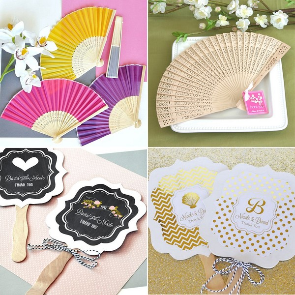 Handheld Fans Hand Fan Favors My Wedding Reception Ideas