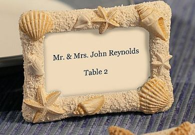 Personalized Napkins For Wedding Reception
