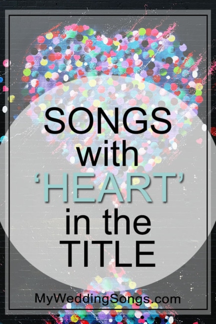 Country Songs With The Word Baby In The Title : country, songs, title, Heart, Songs, Title