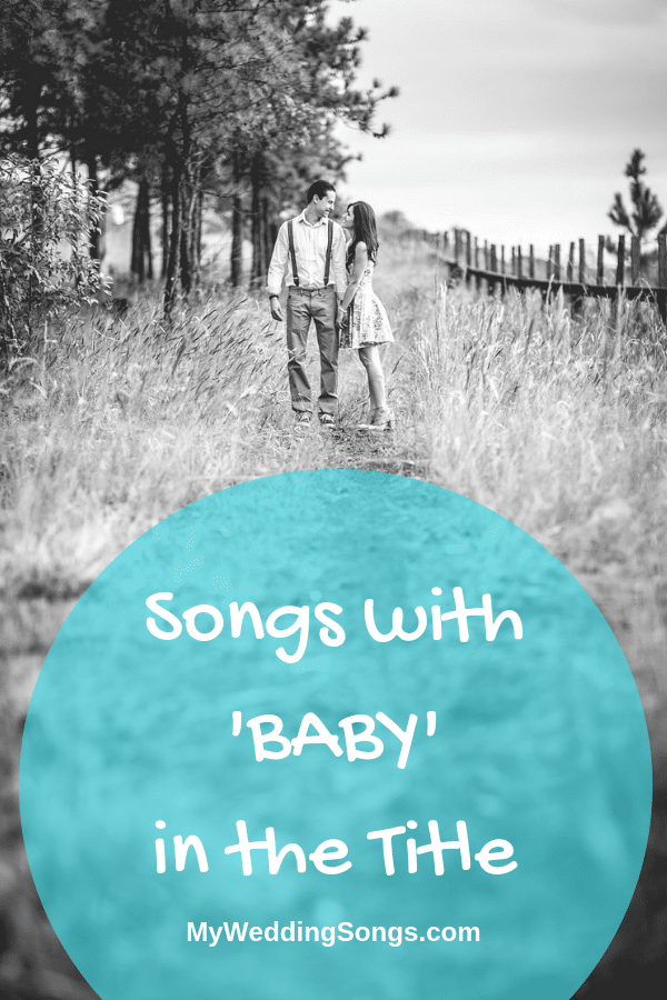Country Songs With The Word Baby In The Title : country, songs, title, Songs, Title, Wedding