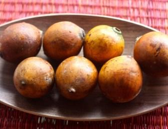 Alasa (African Star Apple) Lassi Drink