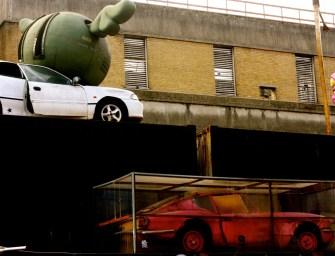 Street Food and Street Art in London