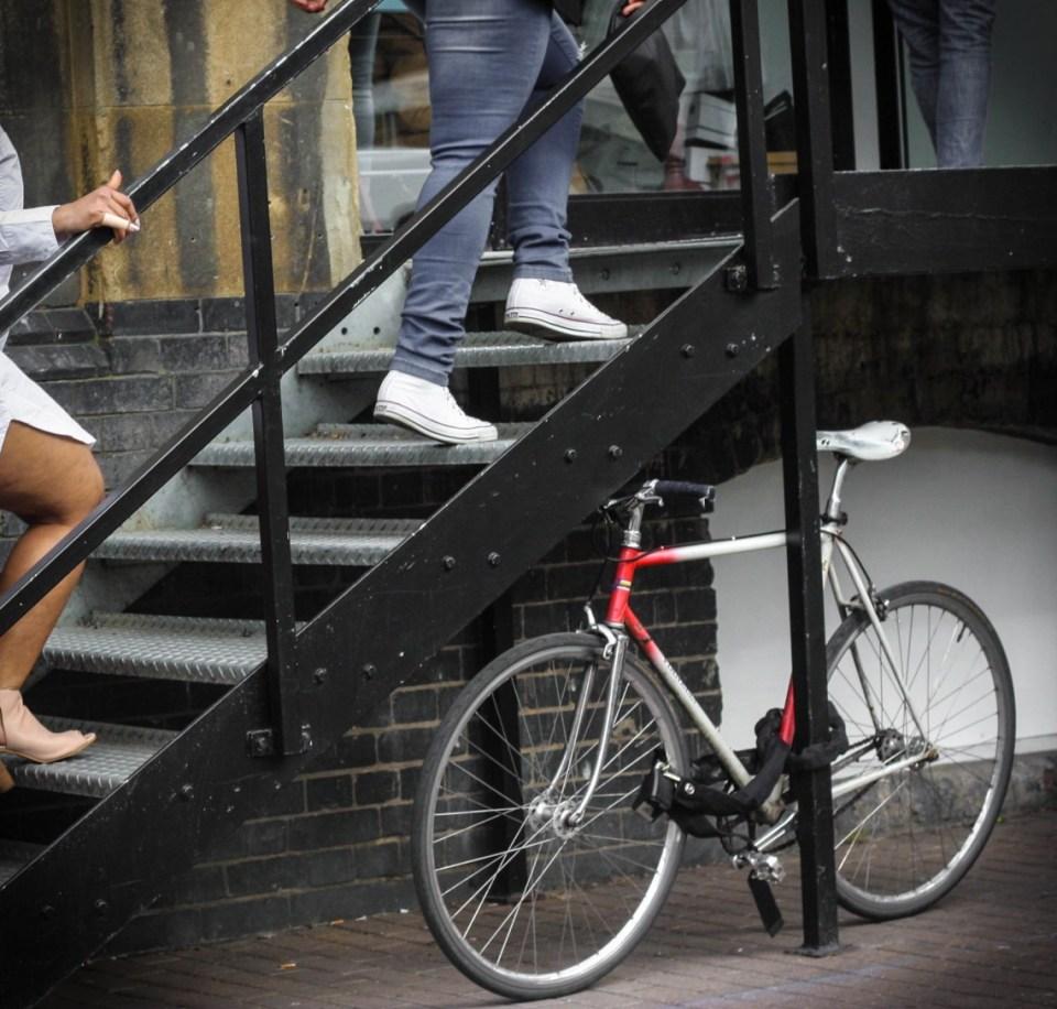 Lone Bicycle Photo Essay: Brick Lane Sunday Street Food, London