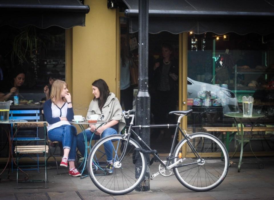 Lone Bicycle Photo Essay: Broadway Market in Hackney