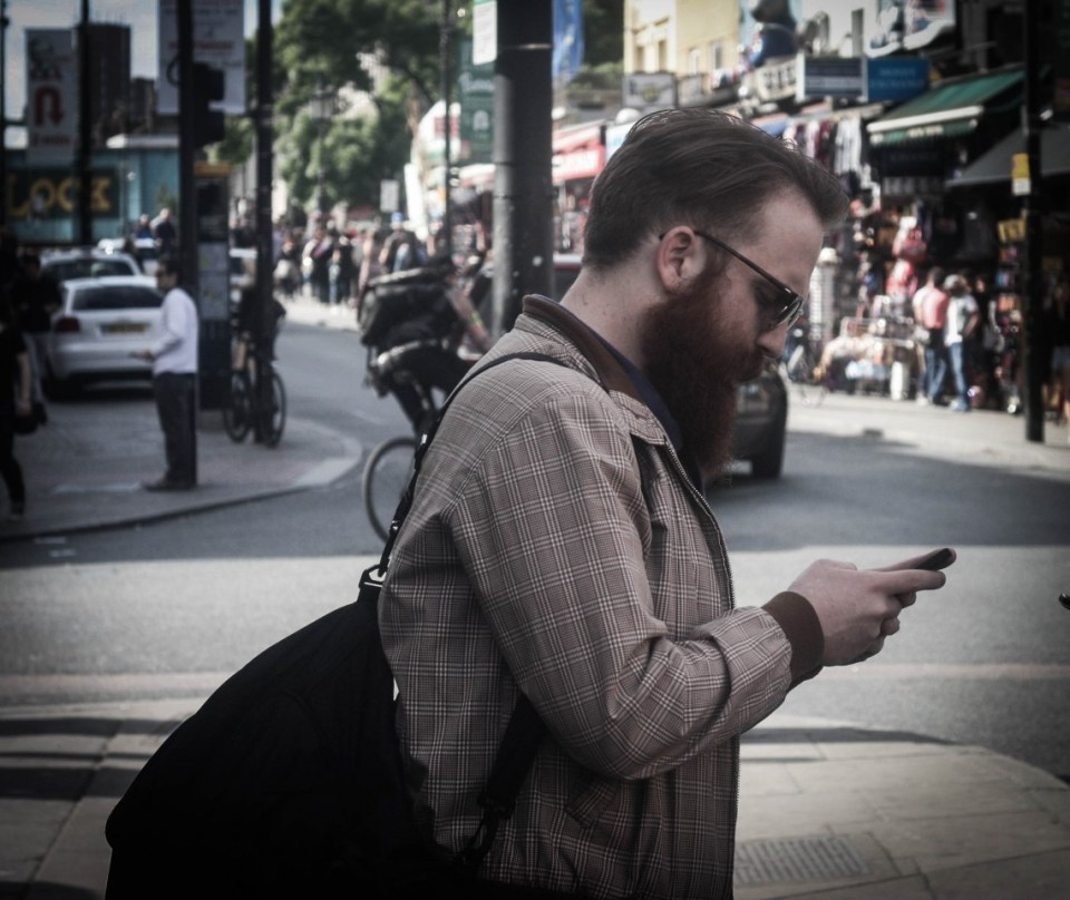 Photo Essay: The Bearded Ones of London
