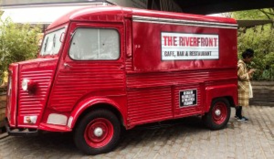 Photo Essay: Gourmet food trucks in London