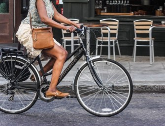 Food meets Fashion: Style on bicycles