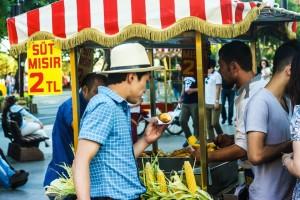 Street food Istanbul Misr