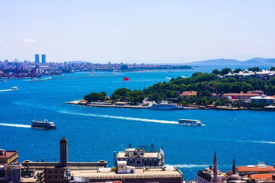 Photo Essay: Istanbul as seen from the Galata Tower
