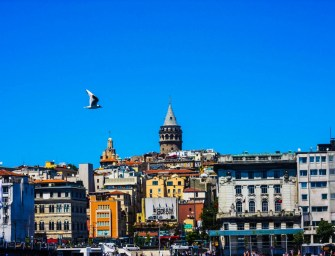 Photo Essay: Istanbul from the Galata Tower