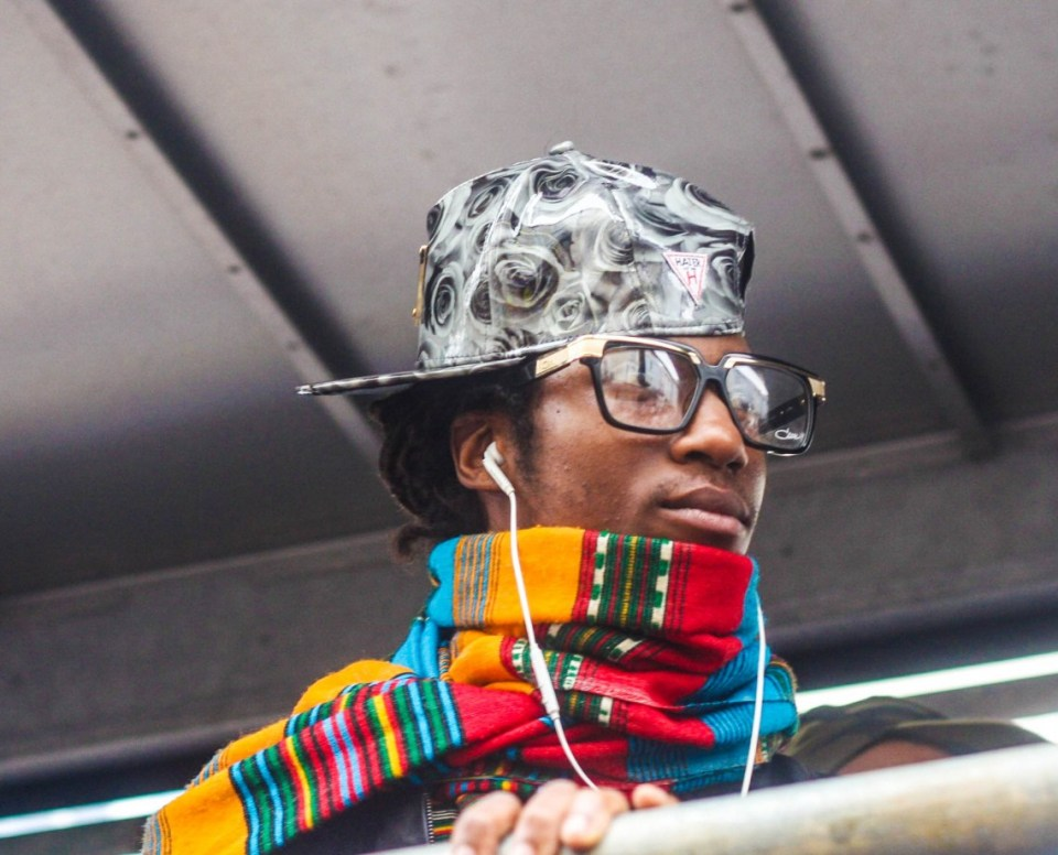 London Style and Fashion: The Hats have it