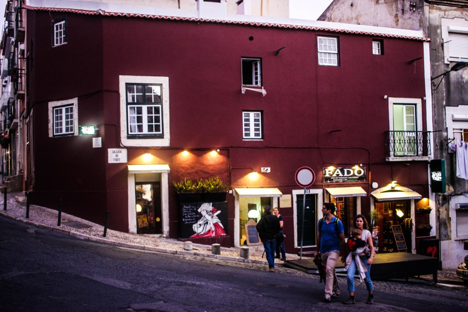 Alfama: Oldest district in Lisbon