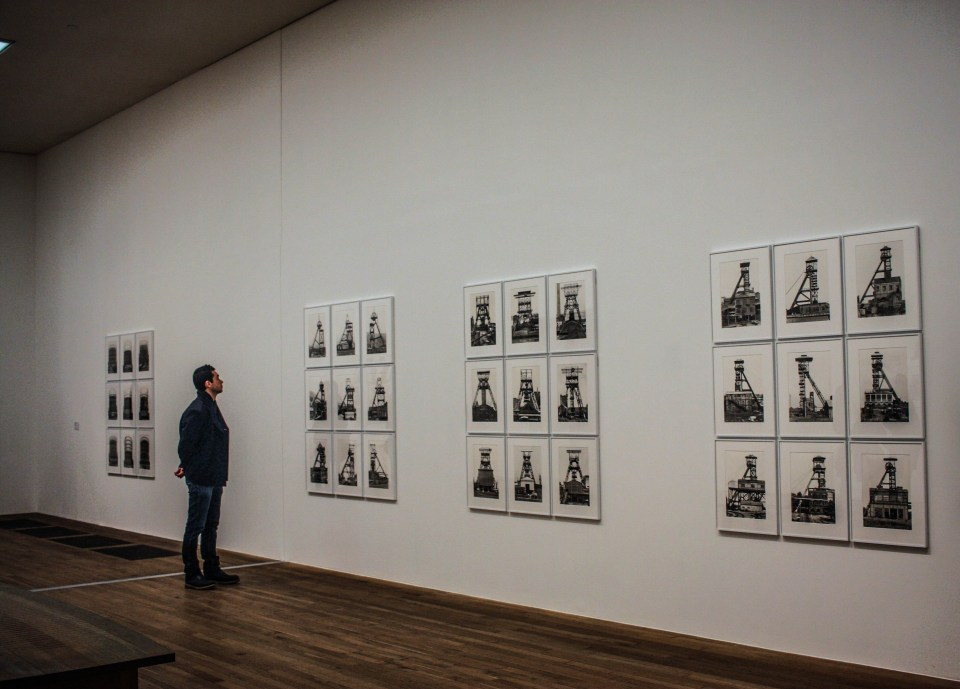 Photo Essay: Watching people watching art at the Tate Modern