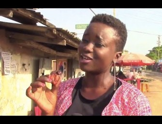 Watch as Nigerians discuss pork meat as you get to see a pig farm
