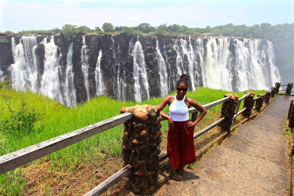Travelling the world through the eyes of Oneika Raymond