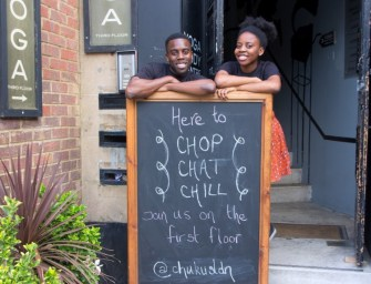 Watch Chuku's pop up duo Emeka and Ifeyinwa talk about Nigeria tapas dishes