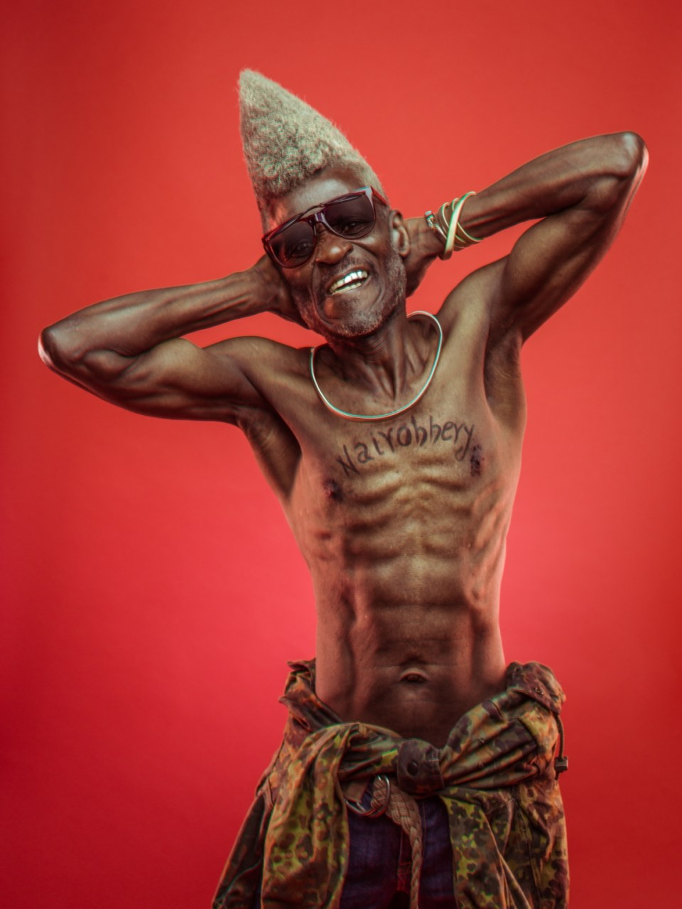 Osbourne Macharia: Watchmen by Day; Hip Hop heads by night photographic project