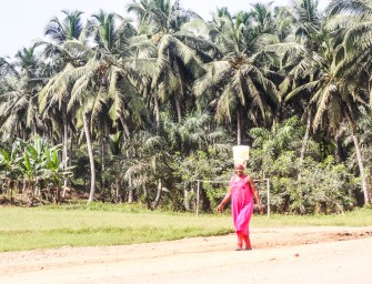Backpacking from Accra to Cape Coast: From tarmac to rough roads