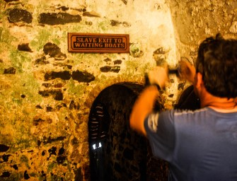 Backpacking from Accra to Cape Coast: The Elmina castle experience