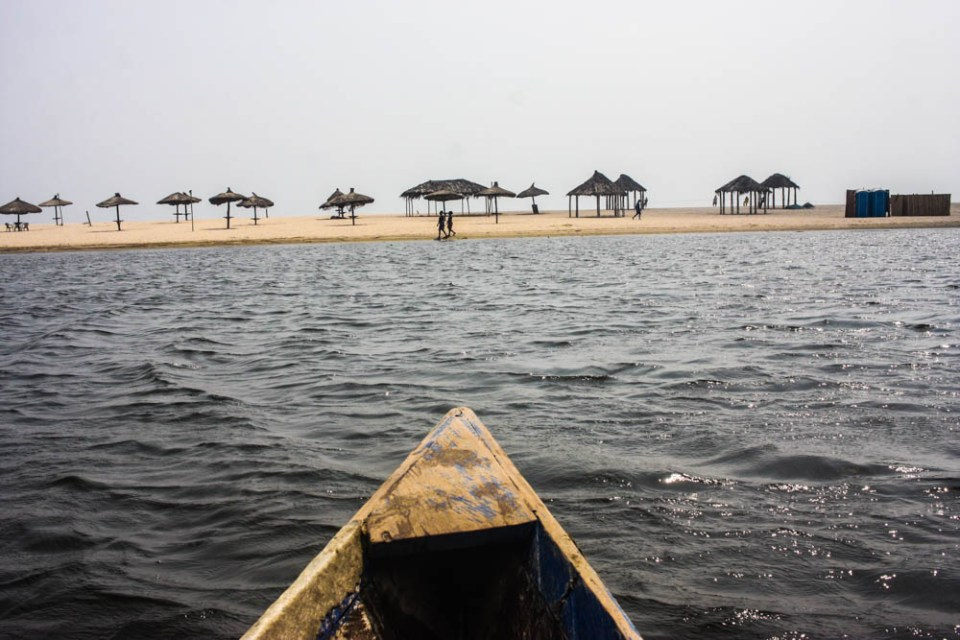 Bojo beach Ghana: Arguably the finest beach in Accra
