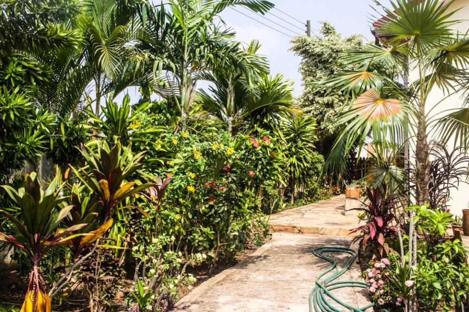 Diary of MyWeku Restaurant: Planning Landscaping