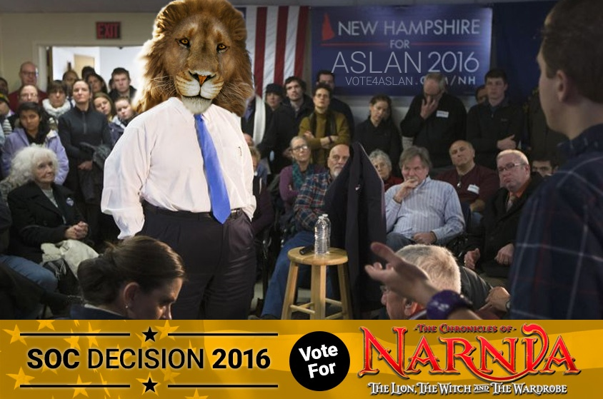 Skyway Outdoor Cinema: Decision 2016 - The Chronicles of Narnia: The Lion, The Witch and the Wardrobe