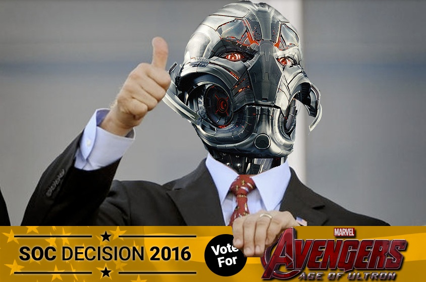 Skyway Outdoor Cinema: Decision 2016 - Avengers: Age of Ultron