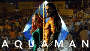 Aquaman at Skyway Outdoor Cinema (Week 3) @ Skyway Outdoor Cinema | Seattle | Washington | United States