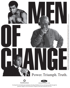 Men of Change: Power. Triumph. Truth @ Skyway Library | Seattle | Washington | United States