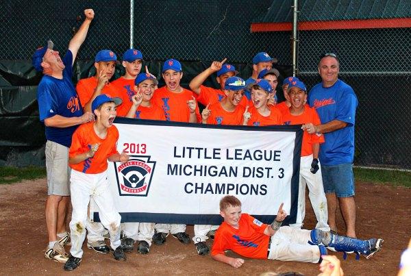 State Bound Baseball Tournament Whit' End