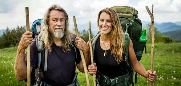 Miriam i Peter Lancewood – od wielu lat mieszkają w nowozelandzkiej puszczy