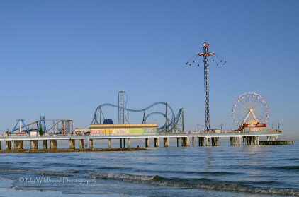 Pleasure Pier, Galveston, Texas
