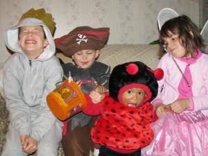 foster slagel halloween