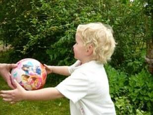 NOTHING child ball