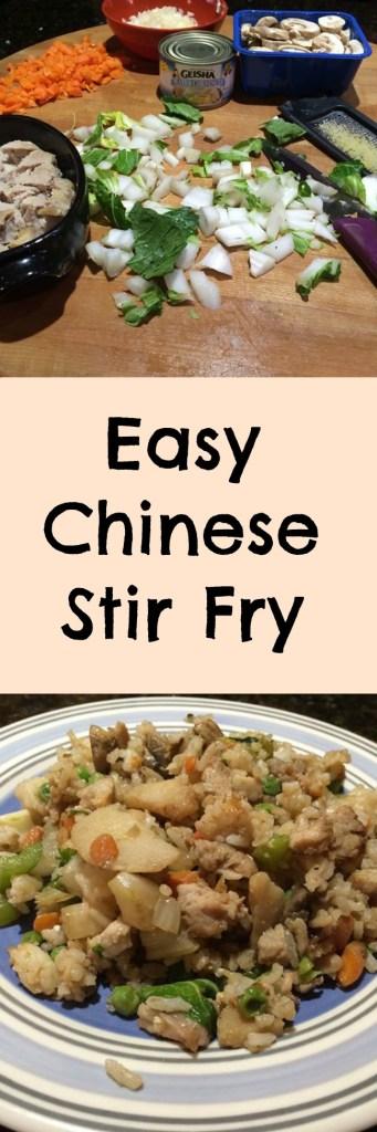Easy Chinese Stir Fry Pintrest