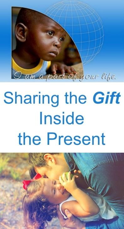 Pinterest Sharing the Gift