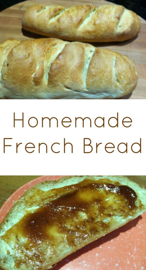 Pinterest French Bread
