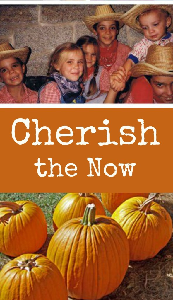 Pinterest Cherish the Now