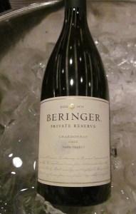 Beringer Private Reserve Chardonnay 2010