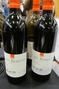 Fort Berens Meritage and Cabernet Franc