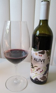 ALIVE Organic Red 2009