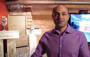 Rasoul Salehi talks about La Stella's La Sophia Cabernet Sauvignon