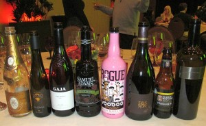 Taste of Tulalip wine and beer line up