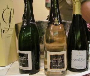 Champagne Louis de Sacy