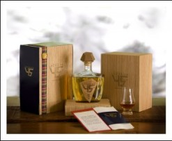 Lochside Whisky Bottle