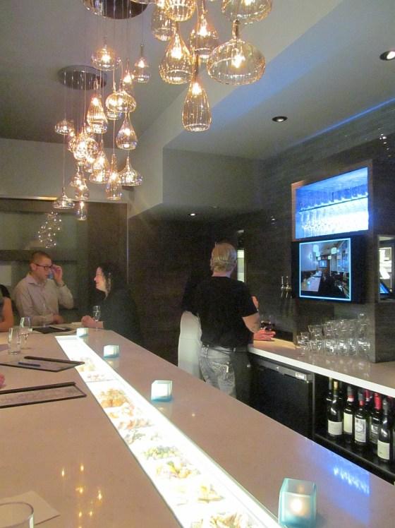 At the Wine Bar bar