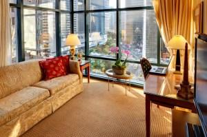 Suite at Hotel Le Soleil