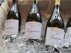 Black Hills Estate Winery Viognier 2011