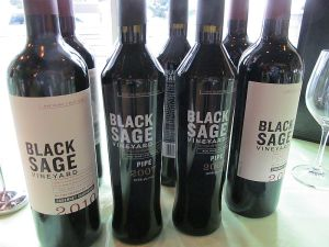 Black Sage Vineyards Cabernet Sauvignon and Pipe